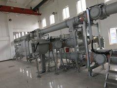 华英电力同频同相耐压试验装置在重庆华峰化工有限公司开展现场试验